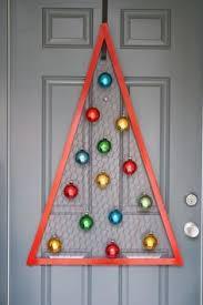 Christmas Home Decor Crafts 2014 Christmas Home Tour Wooden Christmas Trees Bricks And