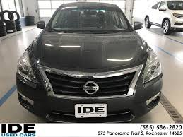 nissan altima 2013 images pre owned 2013 nissan altima 2 5 sl 4dr car in rochester uh5577
