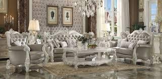 Living Room Set Furniture Acme Furniture Versailles Configurable Living Room Set U0026 Reviews