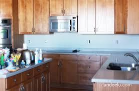 easy vinyl backsplash for the kitchen landeelu com