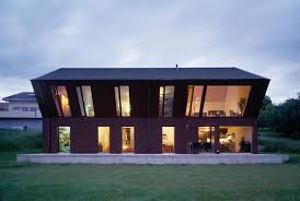Crooked House Crooked House In The Swiss Countryside By Fovea Architects