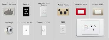 Modern Electrical Switches For Home Switchboard Repairs And Replacement Switchboard Upgrades