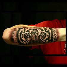 tiger forearm best design ideas