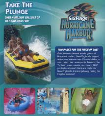 Six Flags New England Park Map Theme Park Brochures Six Flags New England Theme Park Brochures