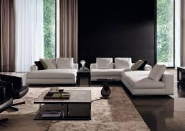 sofa minotti hamilton sectional by rodolfo dordoni minotti quickship
