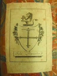 John Banister John Banister 1650 1692 Wikitree Free Family Tree
