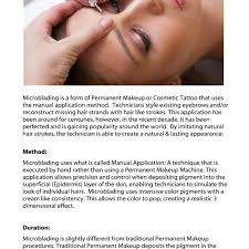 makeup artist book aspiring permanent makeup artist by perpetual permanent makeup