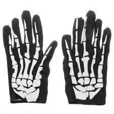 skeleton hand halloween cheap skeleton gloves halloween find skeleton gloves halloween