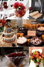 halloween wedding motif pumpkin cocktail party u2013 oosile