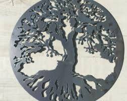 Wall Decor Metal Tree Decoration Tree Of Life Wall Decor Home Decor Ideas