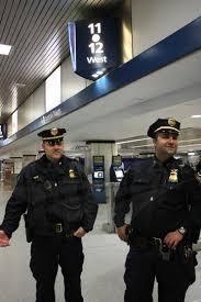 New York Amtrak Stations Map by Officers Patrolling New York Penn Station 2010 U2014 Amtrak History
