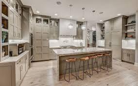 contemporary kitchen with custom high ceiling zillow digs