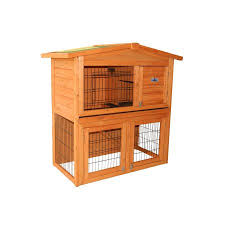 Pet Hutch Confidence Pet 40 U201d Rabbit Hutch Bunny Guinea Pig Cage Pen Chicken