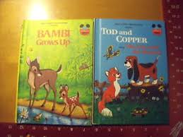 bambi grows tod copper fox u0026the hound books 1979