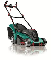 bosch rotak 43 ergoflex electric rotary lawn mower cutting width