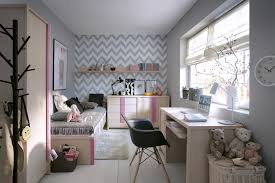 Kids Furniture Stores Brw Children U0027s Room Study 2 Polish Black Red White Kids