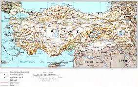 Beirut On Map Turkey Maps Perry Castañeda Map Collection Ut Library Online