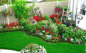 Small Landscape Garden Ideas Small Landscape Ideas Patio Garden Small Backyard Landscaping
