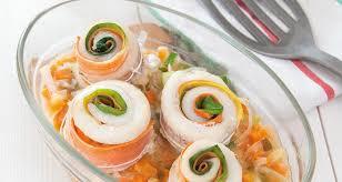 cuisiner filet de merlan recette roulés de merlan aux poireaux et carottes 750g