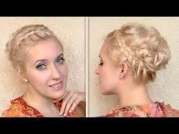 greek goddess hairstyles for short hair greek goddess hair tutorial updo hairstyle for shoulder length