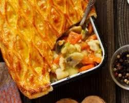 cuisiner reste de poulet recette de tourte aux légumes et restes de poulet cuit