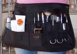 Makeup Artist Belt Makeup Brush And Tool Belts
