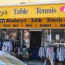 table tennis store near me rodney s table tennis shop sporting goods 166 st georges street