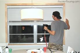 How To Trim Windows Interior Diy Trimming Windows Its Overflowing