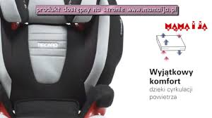 si e auto recaro monza fotelik samochodowy 9 36 kg recaro monza isofix sklep i