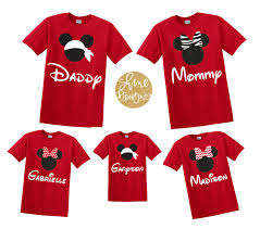 magical family shirts magical vacation matching family