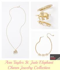 st jude gifts gifts that give back st jude elephant charm jewelry
