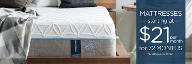 tempur pedic mattresses u0026 beds mathis brothers