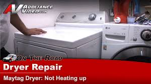 dryer diagnostic not heating up repair u0026 diagnostic maytag