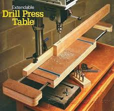 626 best woodworking jigs images on pinterest drill press table