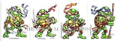 ninja turtles tmnt sketch cards by rak in oroku saki u0027s sale