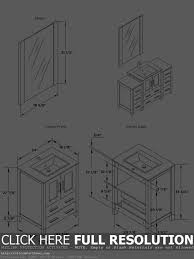 Standard Bathroom Vanity Dimensions Tibidin Com Page 321 Standard Bathroom Vanity Sizes Bathroom