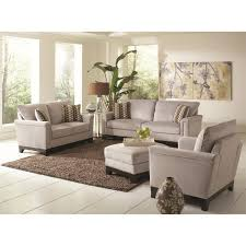 Accent Chair With Brown Leather Sofa Furniture Awesome Nailhead Sofa Ideas For Living Room Design