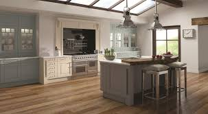 uk kitchens fitted kitchen design neff appliances nottingham derby jefferson ivory powder blue and dust grey