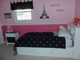 Paris Bathroom Set by Bedroom Design Black White Pink Paris Themed Bedroom Design With