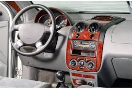 chevrolet kalos 01 2002 interior dashboard trim kit dashtrim 6 parts