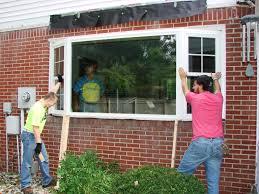 wonderful bay window installation bow window bay window amazing of bay window installation bay window installation amp roof construction bryan ohio