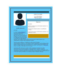 Hr Administrative Assistant Resume Sample Free Administrative Assistant Resume Resume Template And