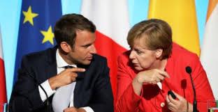 Seeking German Macron To Present Eu Vision Seeking German Backing