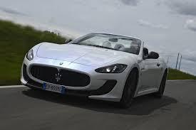 2016 maserati granturismo msrp 2016 maserati granturismo convertible mc review carrrs auto portal