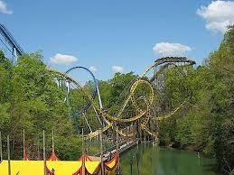 Busch Gardens Williamsburg Fall Fun Card - 174 best busch gardens images on pinterest amusement parks