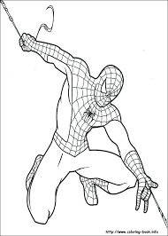printable coloring pages spiderman spiderman coloring pages printable coloring page coloring pages