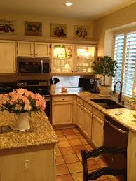 White Appliance Kitchen Ideas by Ge Slate Appliances French Country Pinterest Slate Kitchens
