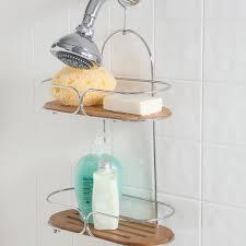 Habitat Bathroom Accessories by Casa Shower Caddy Pillow Talk
