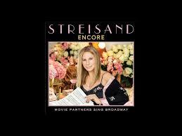 album review barbra streisand encore the folks