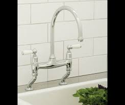 perrin and rowe kitchen faucet perrin rowe ionian deck mounted sink mixer in chrome complete